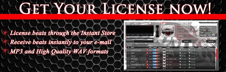 License slide1